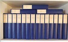 Collected Works Joseph Conrad. 17 Volumes. 1925. Memorial Edition