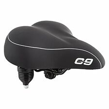Comfort Bike Seat Sunlite Cloud 9 Bicycle Cruiser Gel Saddle Trekking Cycling C9