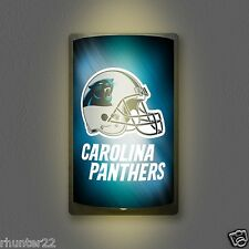 Carolina Panthers NFL Licensed MotiGlow™ Light Up Sign - Free USA shipping!
