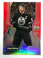 2019-20 Synergy Connor McDavid All-Star Red Bounty