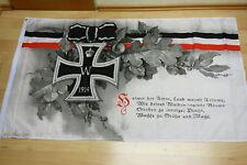 Fahnen Flagge Deutsches Reich Heimat der Treue - 90 x 150 cm