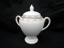 Wedgwood COLCHESTER  Covered sugar bowl with loop handles.