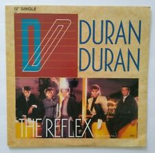 "Duran Duran The Reflex Vinyl 12"" Record Pop Rock Synth-Pop New Wave 1984 EX"