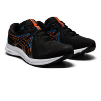 Asics Mens Gel-Contend 7 Running Shoes Trainers Sneakers Black Sports Breathable