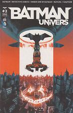 BATMAN UNIVERS N°2  DC Comics URBAN