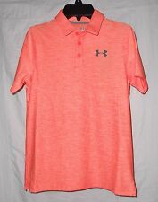 Under Armour Youth Polo Shirt  ~ Size Youth Medium