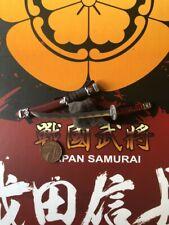 COO Models Japan Samurai Oda Nobunaga Short METAL Sword loose 1/6th scale
