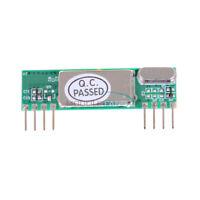 433Mhz RXB6 Superheterodyne   Wireless Receiver Module for Arduino/ARM/AVR
