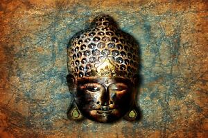 Life of Buddha Religion Buddhism Brand New Canvas Pictures Wall Art Prints