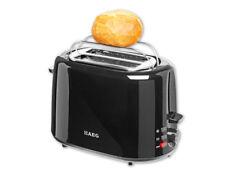 AEG AT1260 Sandwichtoaster 930W Toast Brötchen Sandwichmaker Toaster AT 1260-1