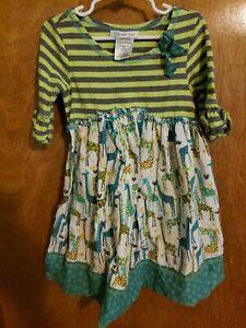 Bonnie Jean Girls Size 5 Dress