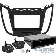 Metra 99-5833B Single/Double DIN Install Dash Kit for 2013+ Ford Escape Vehicles