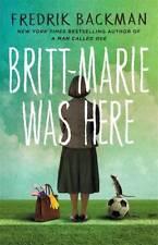 Britt-Marie Was Here, Backman, Fredrik, New