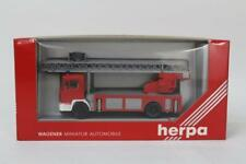 Herpa 866005 M.A.N. Fire Turntable Vehicle LHD 1/87 Scale HO Gauge Plastic W10