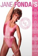 Jane Fonda Easy Going Workout Region 4 DVD Beginner Exercise Programs