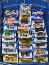 Vintage 1990's & 2000's Hot Wheels Random Mixed Wholesale Lot of 100 pieces New