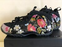 Nike Air Foamposite One Floral 314996-012 Mens Basketball Shoes Sneakers NIB