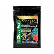 CLOVERLEAF ABSOLUTE + AQUARIUM WORMER 50G FISH TREATMENT MEDICATION WATER