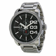 Diesel Brushed Wristwatches with Chronograph