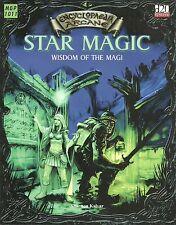 MGP1011 Star Magic: Wisdom of the Magi, d20 System, Mongoose, VGC