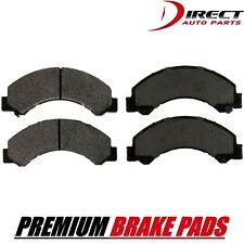 FRONT BRAKE PADS For Chevy W3500 W4500 GMC W3500 Isuzu NPR Reach Premium