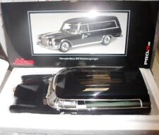 SCH450007600 by SCHUCO MERCEDES - BENZ 600  CARRO FUNEBRE 1:18