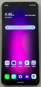 Unlocked LG V60 5G 128GB LM-V600AM AT&T GSM Phone Blue (Read Description)
