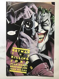 Batman the Killing Joke 11th Printing VF/NM DC Comics Alan Moore Brian Bolland