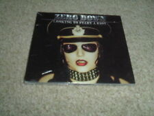 ZERO DOWN - LOOKING TO START A RIOT - CD ALBUM - BRAND NEW - 80'S STYLE METAL