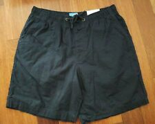 Mens David Taylor Pocket Shorts Sz Large Navy Blue NWT