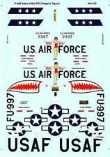Microscale Decals 1/48 North-American F-86D Sabre # SS481125
