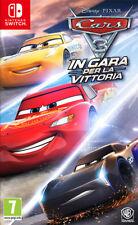 Cars 3 In Gara per la Vittoria - ITA Nintendo Switch - NUOVO SIGILLATO [SWI0023]