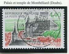 STAMP / TIMBRE FRANCE OBLITERE N° 2826 MONTBELIARD PALAIS