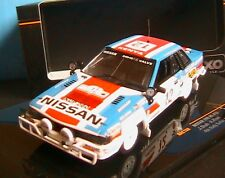 NISSAN 240RS #12 SHAH KHAN 4TH RALLY SAFARI 1983 IXO MODELS RAC158 1/43