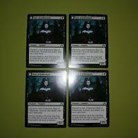 Heir of Falkenrath x4 Shadows over Innistrad 4x Playset Magic the Gathering MTG