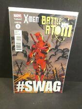 X-Men : Battle of the Atom #1 (2013) Deadpool Lopez Variant NM/NM+ unread
