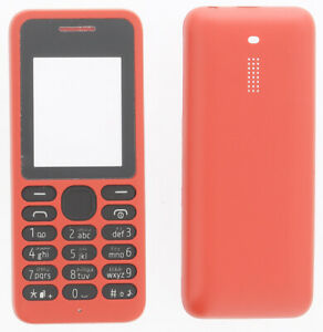 For Nokia 130 (2014) Replacement Housing /Fascia /Case /Cover - Red