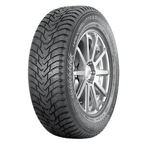 215/65R17 103T XL Nokian Hakkapeliitta 8 SUV Winter Tire - Not Studded