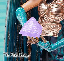 """MONSTER HIGH NEFERA DE NILE BOO YORK DOLL REPLACEMENT PURPLE COMET """"CRYSTAL"""""""