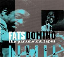 FATS DOMINO - THE PARAMOUNT TAPES   2 CD  1999  REPERTOIRE  SLIPCASE