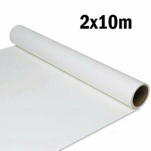 Schnittmusterpapier, Seidenpapier 100cm breit, 2 x 10m Rolle