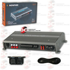 MEMPHIS CAR BOAT MARINE AUDIO POWERSPORTS MXA 5-CHANNEL AMP AMPLIFIER