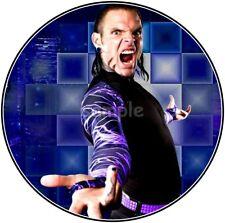 WWE Jeff Hardy Eßbar Tortenaufleger Geburtstag Party Deko Wrestling Sport dvd