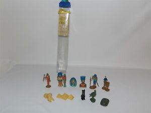 12 Figures Safari Ltd Toobs ANCIENT EGYPT Miniature Figurines