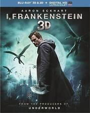 I, Frankenstein (3DBlu-ray Disc DVD, 2014, 2-Disc Set, Includes Digital Copy)