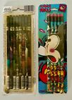 Vintage Pentech Mickey Mouse Cosmick & Star Wars Episode 1 pencils BNIB