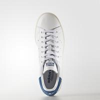 New Adidas Original Womens Stan Smith S82259 WHITE/BLUE US W 5.0 - 9.0 TAKSE