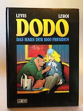 6284: COMIC per adulti, Dodo, la casa dei 1000 gioie, colorato Ricondizionato. luxorver