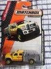 Matchbox Ford F-550 Super Duty Mini Pumper