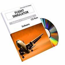 Simulatore di volo VIDEOGIOCHI battenti Gaming reale SIM JET PILOT piano X software